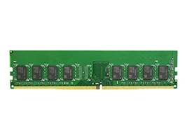 Synology 4GB PC4-17000 288-pin DDR4 SDRAM UDIMM, D4N2133-4G, 35076970, Memory