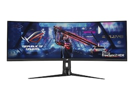 Asus ASUS ROG STRIX  XG43VQ 43 SUPER ULTRA WIDE CURVED HDR GAMING MONITOR 1, XG43VQ, 37927571, Monitors - Large Format