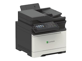 Lexmark CX622ade Color Laser Multifunction Printer, 42C7380, 35791800, MultiFunction - Laser (color)