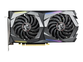 MSI Geforce GTX 1660 Gaming X Graphics Card, 6GB GDDR5, GTX1660GAMINGX6G, 36792089, Graphics/Video Accelerators