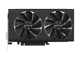 Sapphire PULSE Radeon RX 580 PCIe Overclocked Graphics Card, 8GB GDDR5, 11265-05-20G, 37847635, Graphics/Video Accelerators