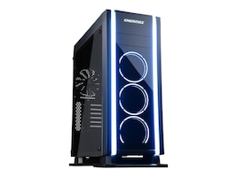 Enermax Chassis, Saberay High-end RGB-SYNC Tower Gaming Chassis, ECA3500BA-RGB, 35719242, Cases - Systems/Servers