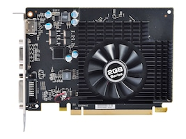 Pine Radeon R7240 PCIe 3.0 Graphics Card, 2GB DDR3, R7240A2TS2, 32897570, Graphics/Video Accelerators