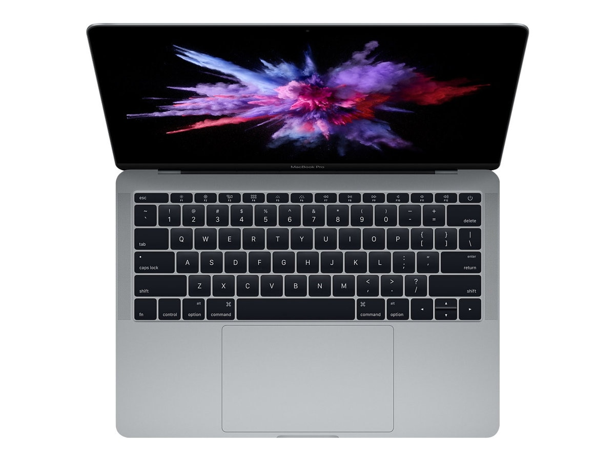 Apple MacBook Pro 13 2.3GHz i5 8GB 128GB PCIe SSD Iris Plus 640 Space Gray, MPXQ2LL/A, 34180353, Notebooks - MacBook Pro 13