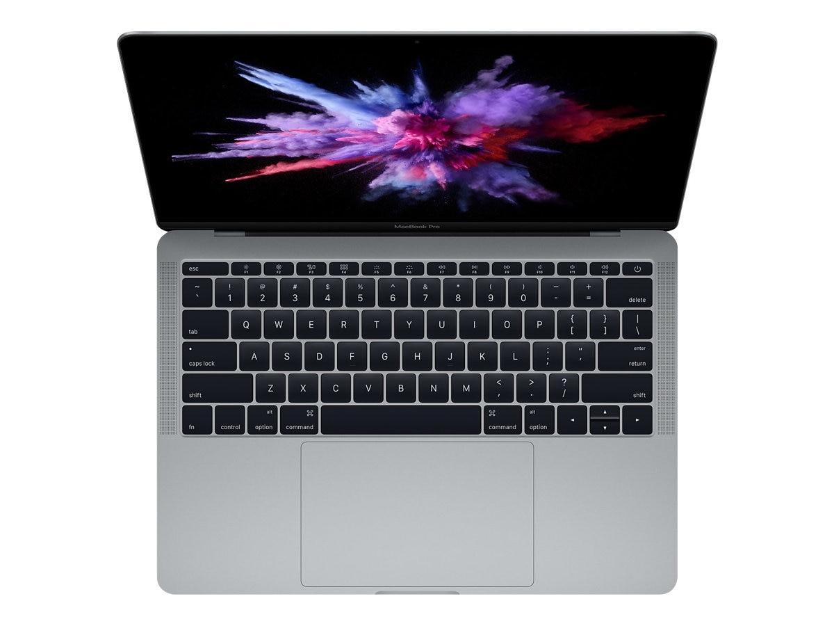 Apple MacBook Pro 13 2.3GHz i5 8GB 128GB PCIe SSD Iris Plus 640 Space Gray, MPXQ2LL/A, 34180353, Notebooks - MacBook Pro 13