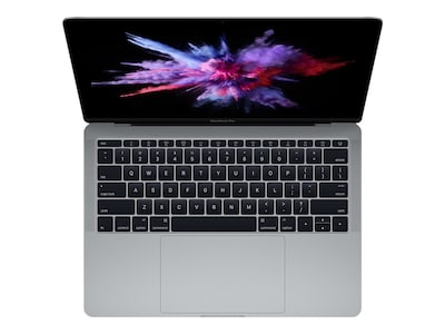 Apple MacBook Pro 13 2.3GHz i5 8GB 256GB PCIe SSD Iris Plus 640 Space Gray, MPXT2LL/A, 34180417, Notebooks - MacBook Pro 13
