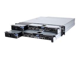 Lenovo System x iDataPlex dx360 M4 2U (2x)Xeon 10C E5-2670 v2 2.5GHz 32GB 1x3.5 SS SATA Bay 2xGbE, 791283U, 17895429, Servers - Blade
