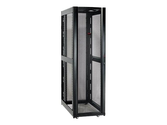 APC 42U NetShelter SX 600mm Wide x 1200mm Deep Rack Enclosure W Out Sides,  Black