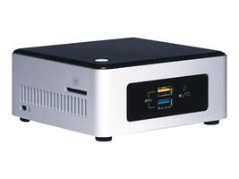 Intel Barebones, NUC5PGYH Mini Desktop 2GB 32GB eMMC SSD, BOXNUC5PGYH0AJ, 31635498, Barebones Systems
