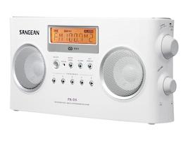 Sangean Digital Tuning Portable Stereo, PR-D5, 8491035, Portable Stereos