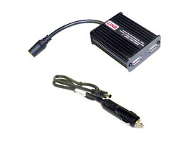 Lind Dual USB Output Adapter 12-32V Input (2) 5VDC 1.5A USB Output 3ft Cable, USB2-3459, 15480959, Power Converters