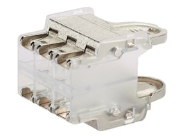 Panduit QPPNR6S Main Image from Right-angle