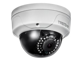 TRENDnet Indoor   Outdoor 4 MP PoE Dome Day   Night Network Camera, TV-IP315PI, 31900925, Cameras - Security