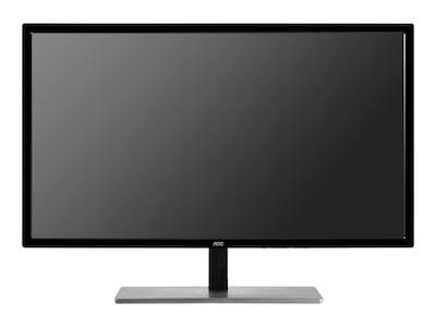 AOC 28 U2879VF 4K Ultra HD LED-LCD Monitor, Black, U2879VF, 30708173, Monitors