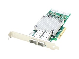 ACP-EP 1Gbps 2-port SFP NIC PCIe x4 2xSFP Controller Network Adapter, ADD-PCIE-2SFP, 32694457, Network Adapters & NICs