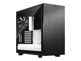 Fractal Design Chassis, Define 7 Clear Tempered Glass, White, FD-C-DEF7A-05, 38190920, Cases - Systems/Servers