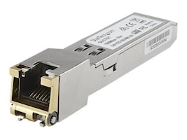 StarTech.com RX GET SFP Compatible SFP Mdul, RXGETSFPST, 37689817, Premise Wiring Equipment