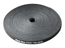 Black Box Velcro Uncut Cable Wrap, 5 8 x 75ft, FT9550A, 8641144, Cable Accessories