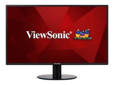 ViewSonic 27 VA2719-2K-SMHD WQHD LED-LCD Monitor, Black, VA2719-2K-SMHD, 36959934, Monitors