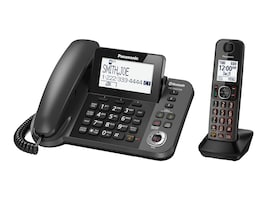 Panasonic KX-TGF380M Main Image from Right-angle