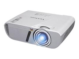 ViewSonic PJD5553LWS WXGA DLP 3D Projector, 3000 Lumens, White, PJD5553LWS, 30722012, Projectors