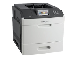 Lexmark MS810de Monochrome Laser Printer, 40G0150, 14908239, Printers - Laser & LED (monochrome)