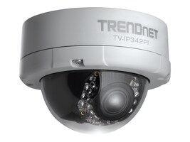 TRENDnet TV-IP342PI Main Image from Left-angle