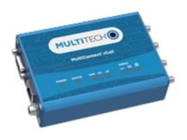 Multitech MultiConnect rCell 100 Series 4G LTE Router w US Accessory Kit (AT&T), MTR-LAT1-B07-US, 33163498, Wireless Routers