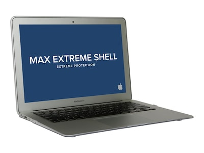 Max Cases SnapShell for Apple MacBook Air 13, Clear, AP-SS-MBA-13-CLR, 33580030, Carrying Cases - Notebook