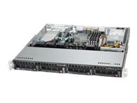 Supermicro SYS-5018A-MLHN4 Main Image from Right-angle