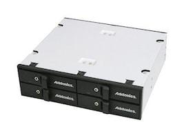 Addonics Snap-In 4-Bay 2.5 SATA Hard Disk Array, AESN4DA25, 13258334, Hard Drive Enclosures - Multiple