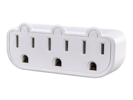 CyberPower Triple Wall Tap, GT300RC1, 32398009, Power Strips
