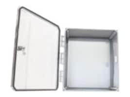 Tessco TerraWAve 14x12x6 Enclosure w Solid Door, UV14126KO-4.625, 34636242, Wireless Antennas & Extenders
