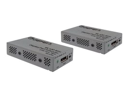 Gefen 4K 600 MHz DisplayPort Extender over one SC-terminated fiber optic cable, EXT-DP-4K600-1SC, 35251192, Video Extenders & Splitters