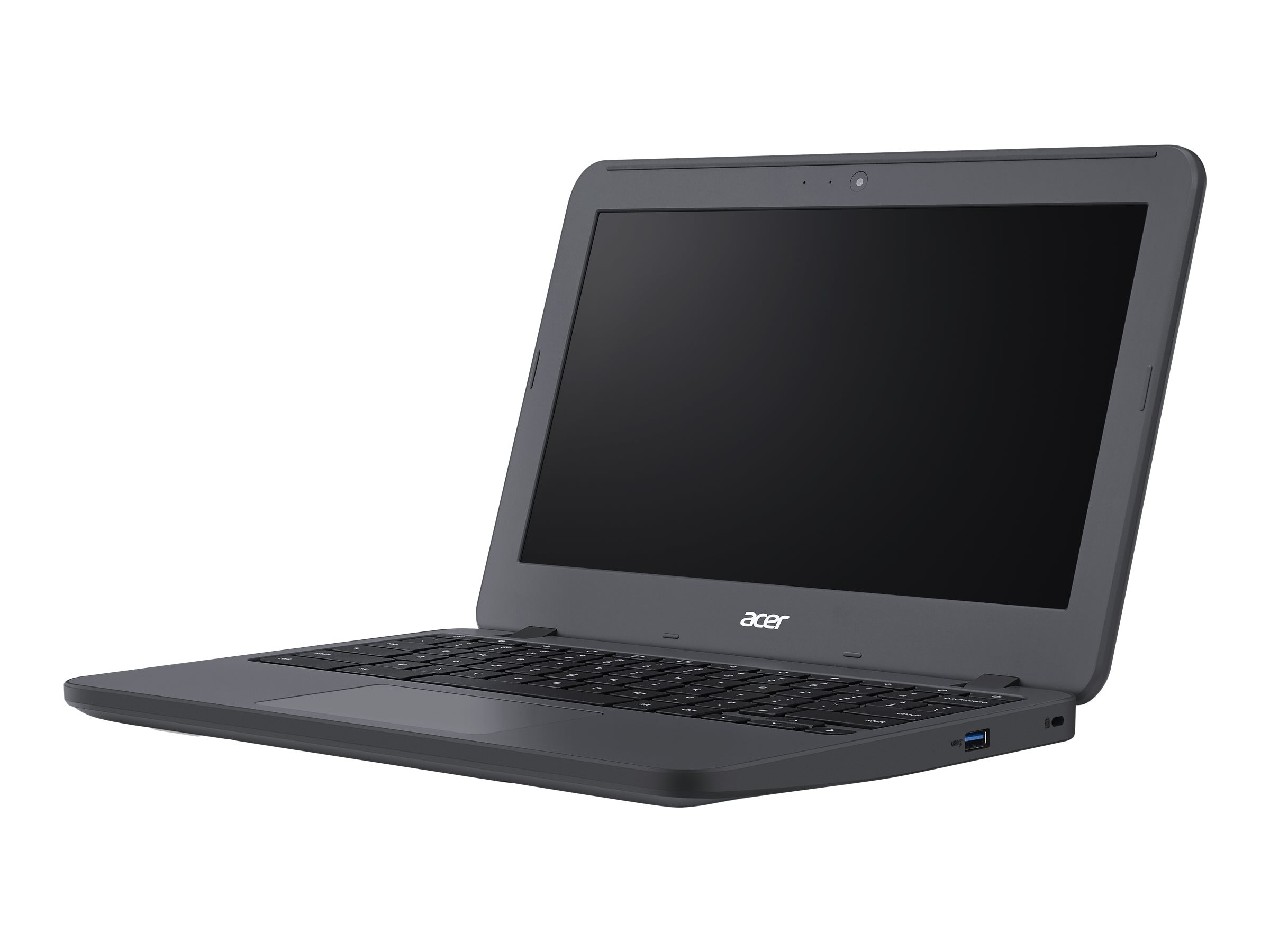 Acer Chromebook C731-C8VE Celeron N3060 1.6GHz 4GB 16GB ac BT WC 3C 11.6 HD Chrome, NX.GM8AA.001, 33591311, Notebooks