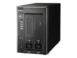 Thecus Tech N2180 NAS Server, N2810, 31501756, Network Attached Storage