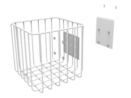 6x6x6 Drawer Mount Wire Basket, 51-4214, 32461645, Cart & Wall Station Accessories
