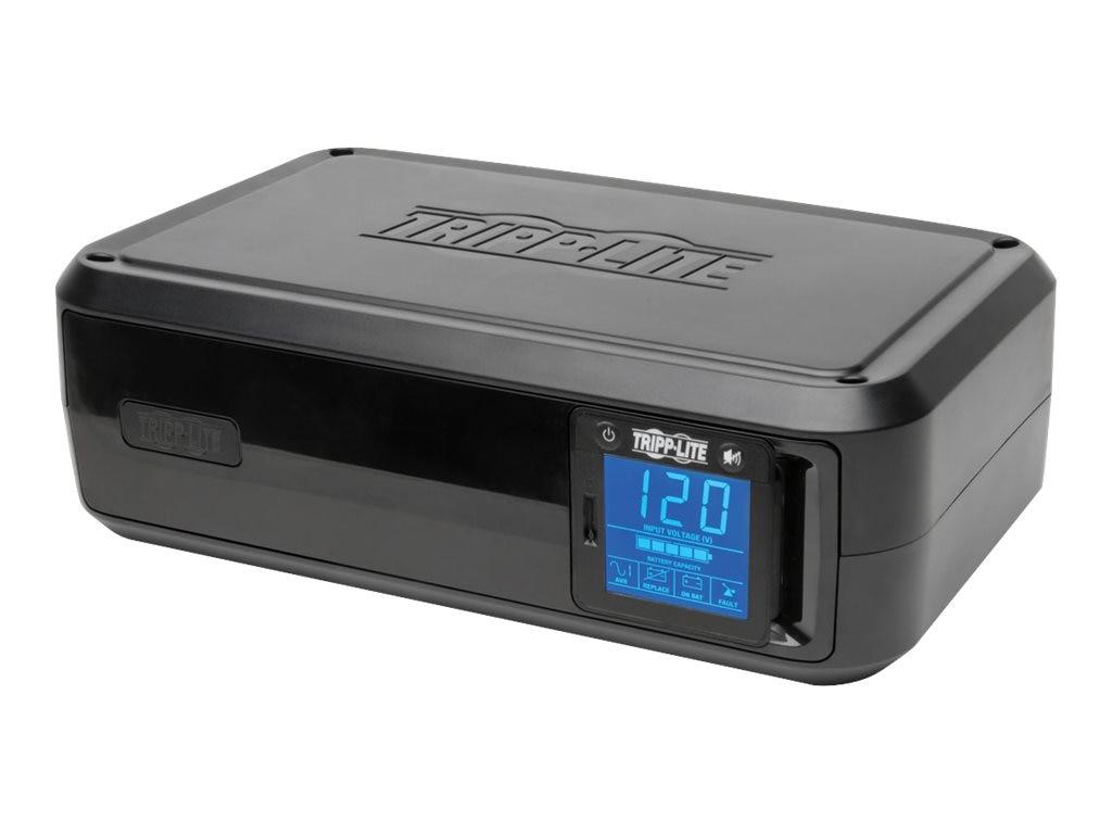 Tripp Lite 1000VA UPS Smart Pro Digital LCD Line-Interactive (8) Outlet, SMART1000LCD, 6023570, Battery Backup/UPS