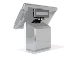 Pos-X Rear Customer Display for ION Series POS Systems, RS-232, ION-RD5-LCM, 34941491, POS Pole Displays