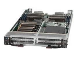 Supermicro GPU SuperBlade Dual Processor Intel 5520, Max 96GB DDR3, 1xSATA, SBI-7126TG, 12412889, Servers - Blade