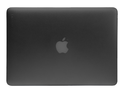 "Incipio Hardshell Dots Case for MacBook Pro Retina 13"", Black Frost, CL60607, 32621071, Carrying Cases - Notebook"