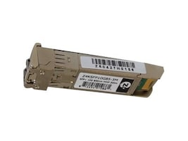 ZeeVee SFP+ Fiber Optic Transceiver, Z4KSFP10G85-3M, 30980409, Digital Signage Systems & Modules