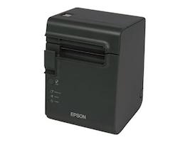 Epson TM-L90 U03 USB 3.5 203dpi Label Receipt Printer for Liner-Free Media w  Edge & PS-180 Power Supply, C31C412614, 17091551, Printers - Bar Code