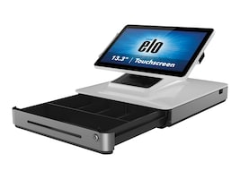 ELO Touch Solutions PayPoint Android 7.1 13.3 3GB 32GB 2 Receipt Printer, E346732, 34790856, Printers - POS Receipt