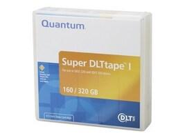 Quantum 160 320GB 1 2 558m SDLT-1 Tape Cartridge, MR-SAMCL-01, 221464, Tape Drive Cartridges & Accessories