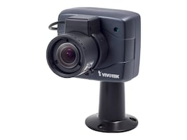 Vivotek 3MP WDR Mini-Box Network Camera, IP8173H, 16246953, Cameras - Security