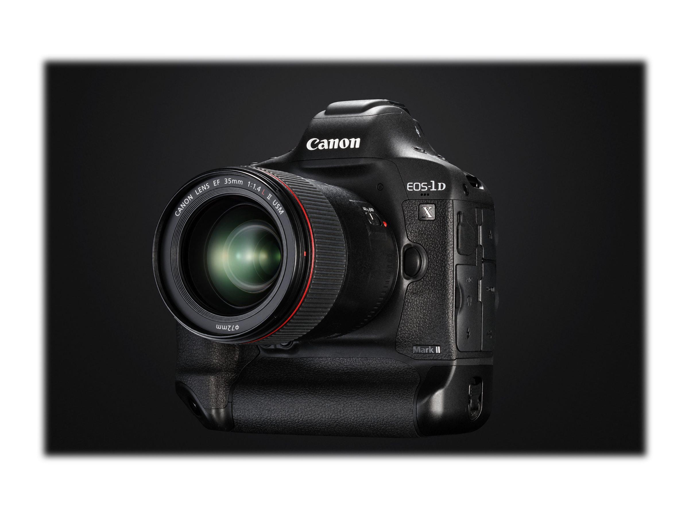 Canon EOS-1D X Mark II DSLR Camera (Body Only), 0931C002, 32547342, Cameras - Digital