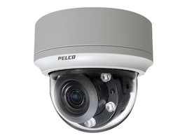 Pelco 3MP Outdoor Network Mini Dome Camera with 3-9mm Varifocal Lens, IME329-1ES, 37688751, Cameras - Security