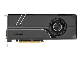 Asus GeForce GTX 1070 Ti Turbo Boost PCIe 3.0 Graphics Card, 8GB GDDR5, 90YV0BJ0-M0NA00, 34796975, Graphics/Video Accelerators