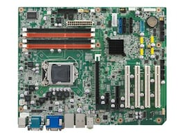 Advantech Motherboard, LGA1155 Supports I7 I5 I3 IVY BRG Q77 CHIPSET, AIMB-782QG2-00A1E, 36669144, Motherboards
